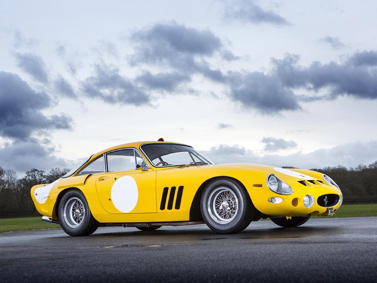 '63 Ferrari 330 LMB... Une histoire de vieux ! 6