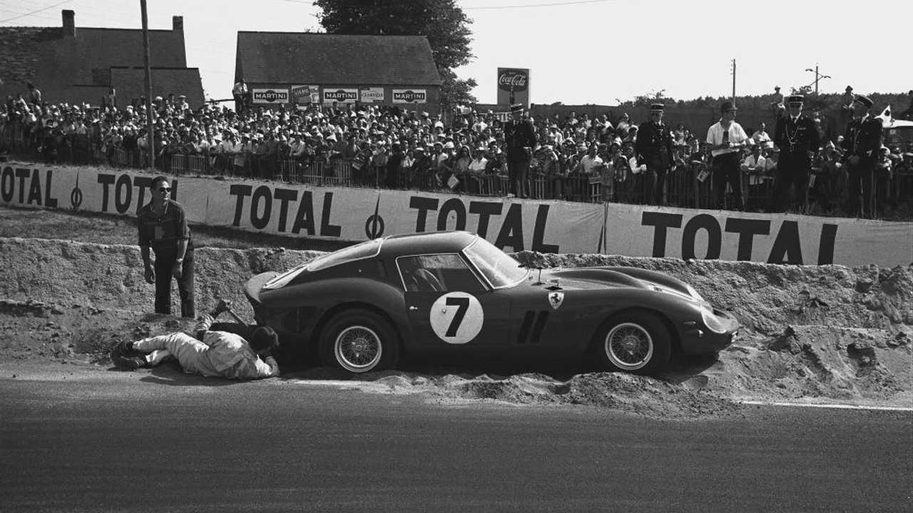 '63 Ferrari 330 LMB... Une histoire de vieux ! 3