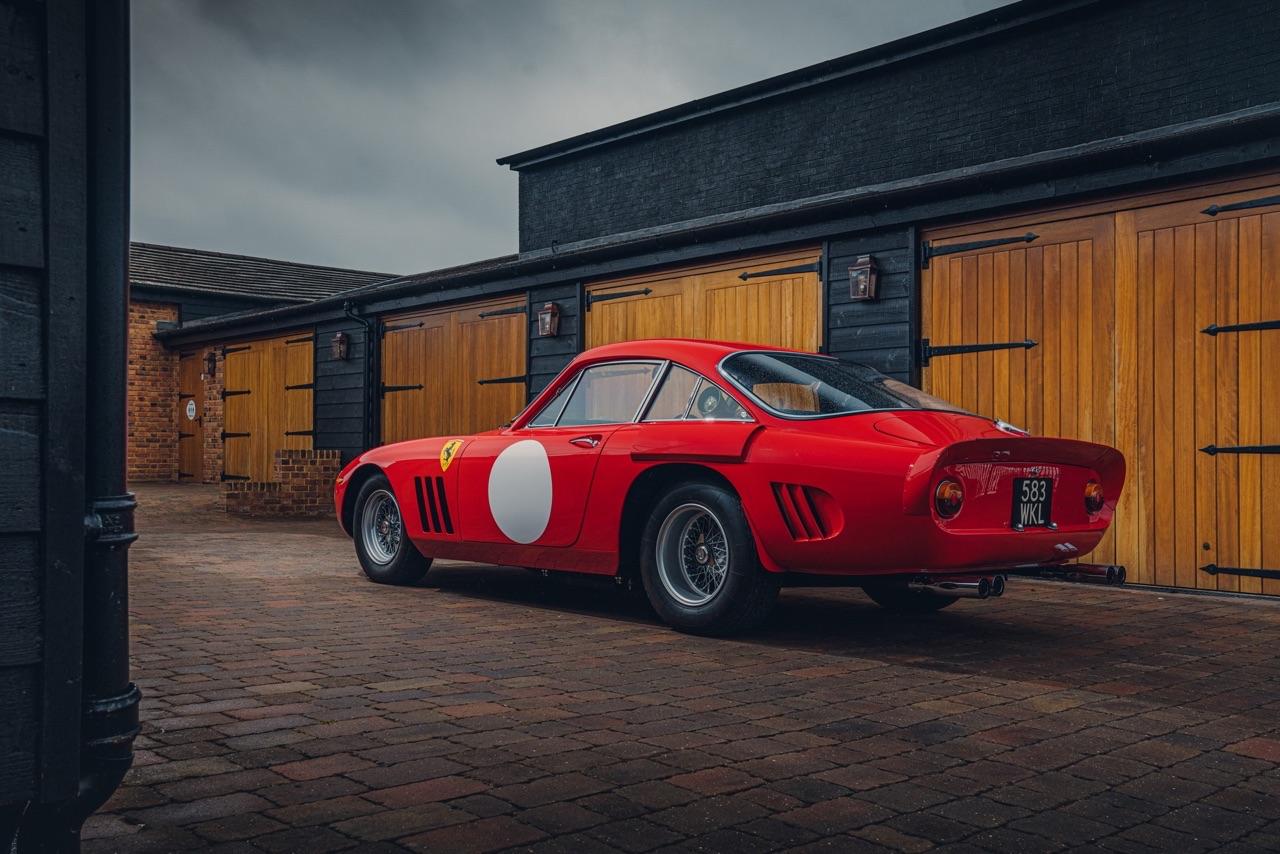 '63 Ferrari 330 LMB... Une histoire de vieux ! 9