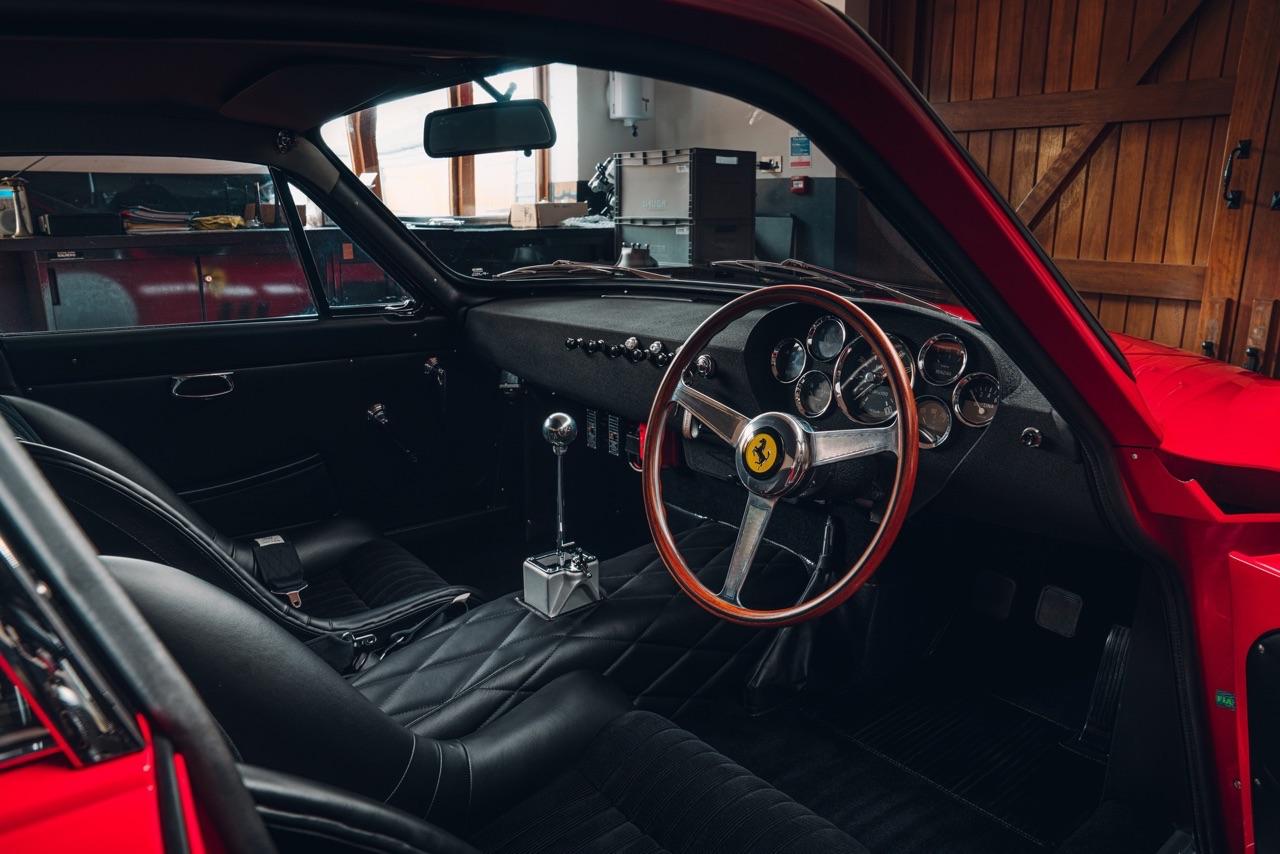'63 Ferrari 330 LMB... Une histoire de vieux ! 4