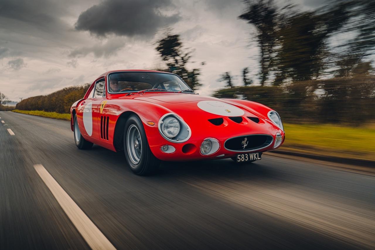 '63 Ferrari 330 LMB... Une histoire de vieux ! 7