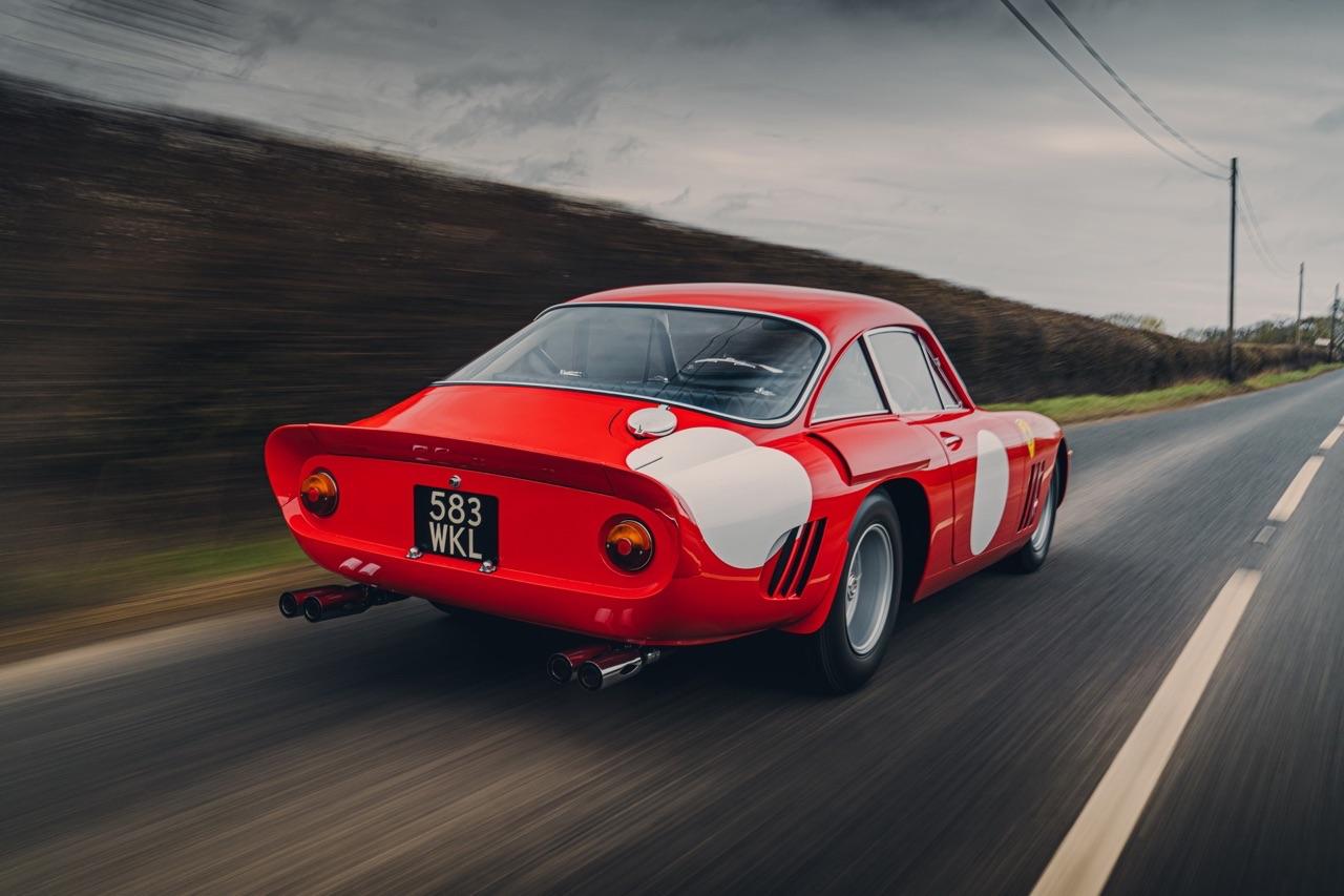 '63 Ferrari 330 LMB... Une histoire de vieux ! 8