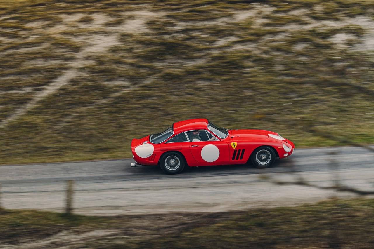 '63 Ferrari 330 LMB... Une histoire de vieux ! 10