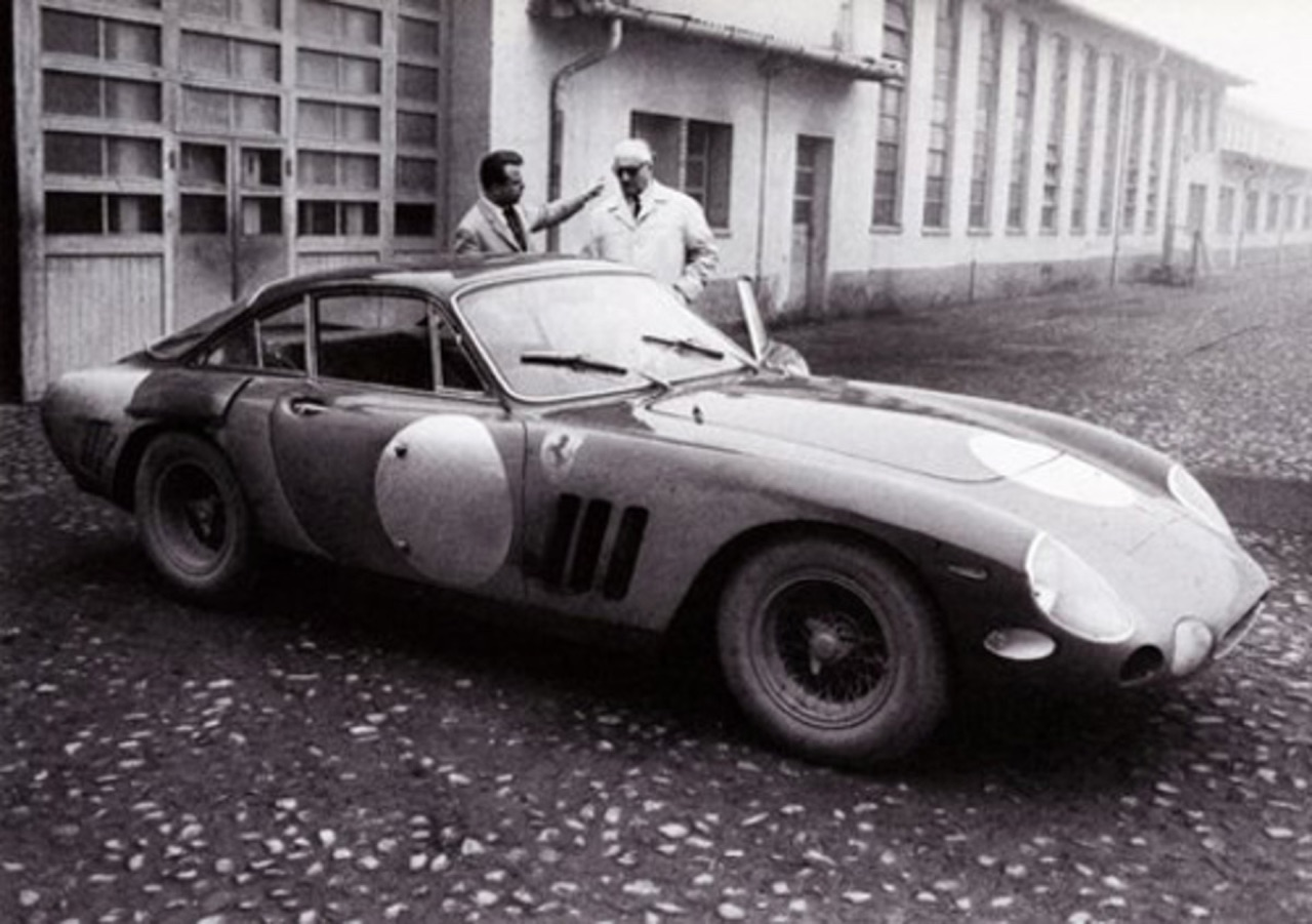 '63 Ferrari 330 LMB... Une histoire de vieux ! 2
