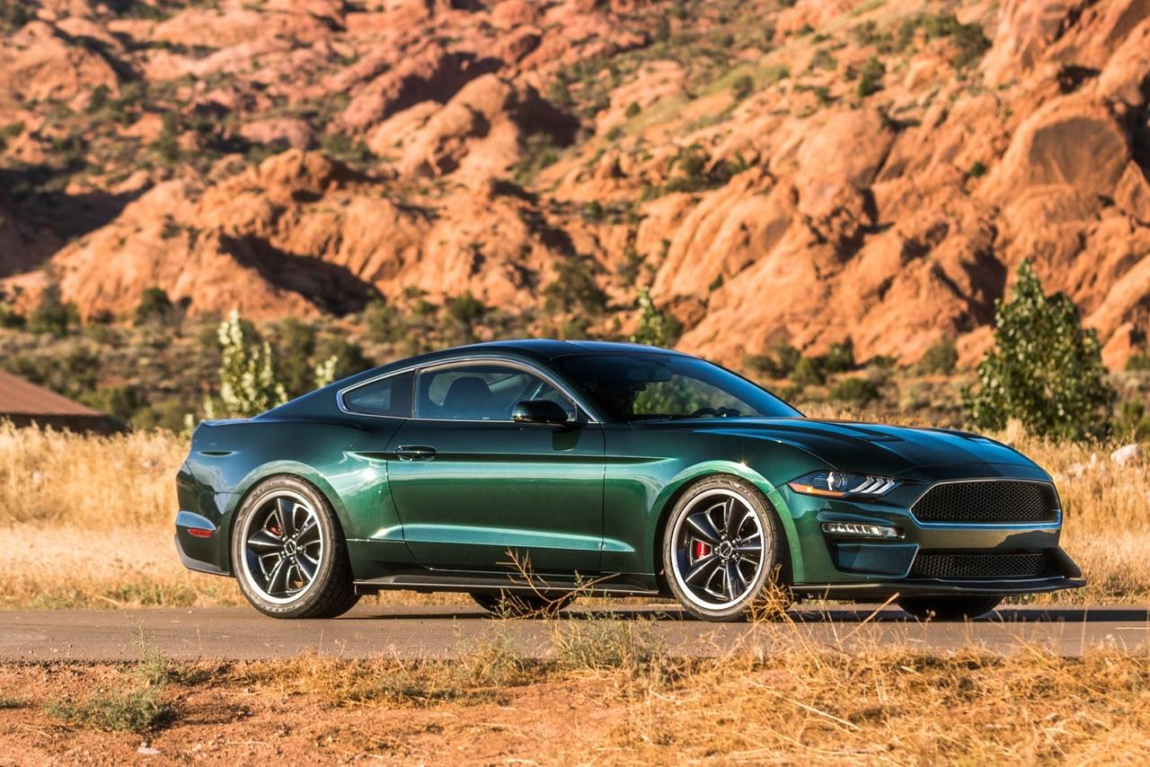 Ford Mustang Bullitt... Steve McQueen Edition - The queen of cool ! 13