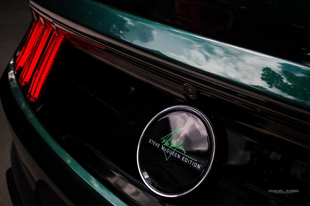 Ford Mustang Bullitt... Steve McQueen Edition - The queen of cool ! 1