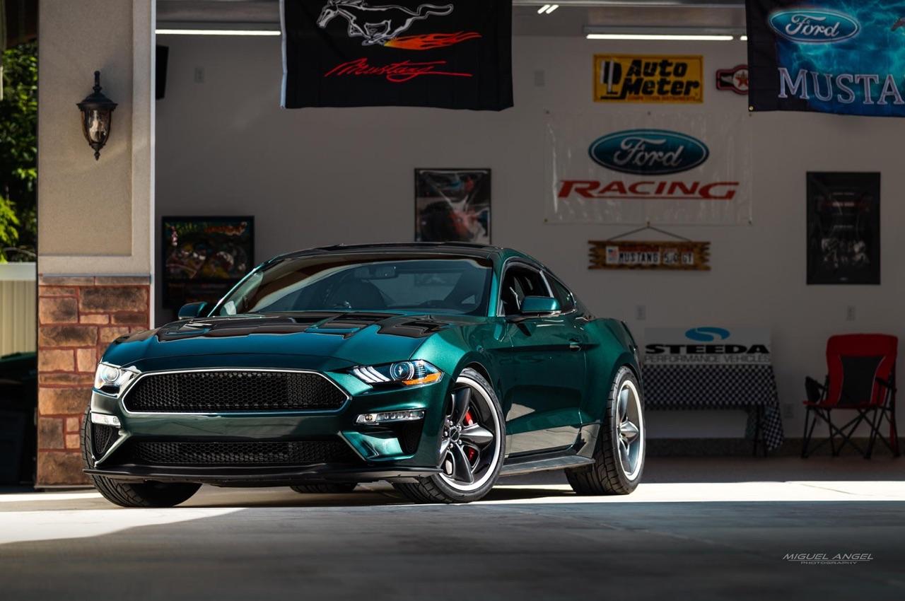 Ford Mustang Bullitt... Steve McQueen Edition - The queen of cool ! 16