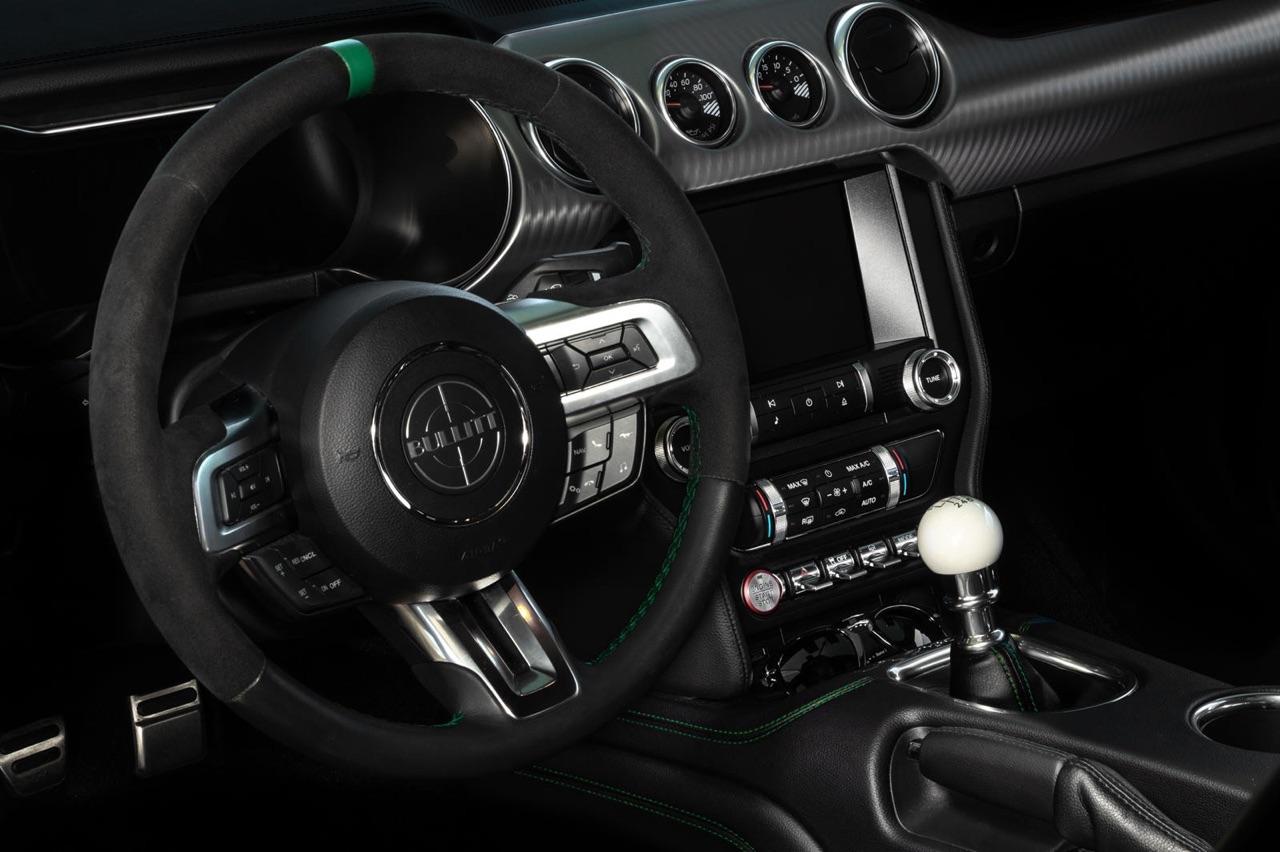 Ford Mustang Bullitt... Steve McQueen Edition - The queen of cool ! 12