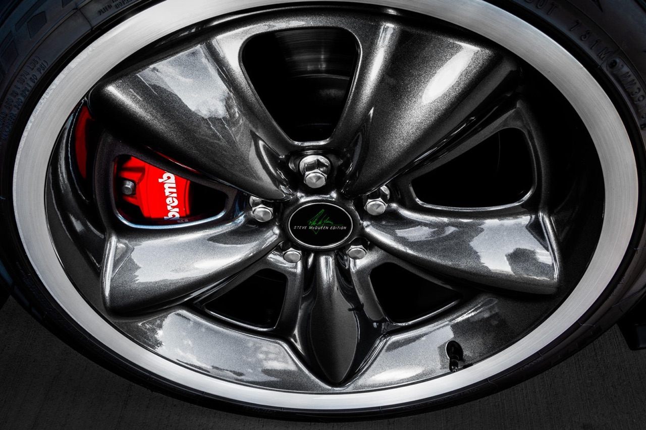 Ford Mustang Bullitt... Steve McQueen Edition - The queen of cool ! 6