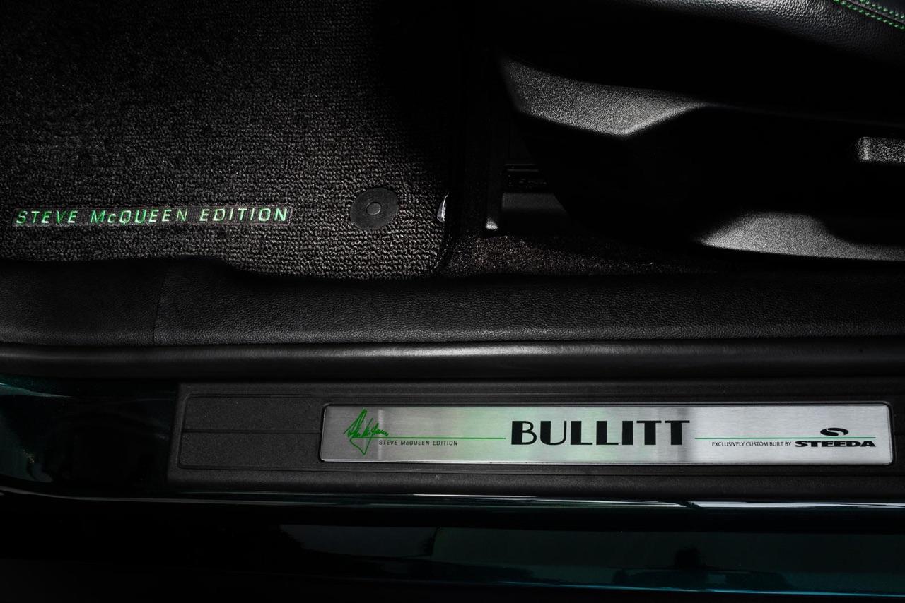 Ford Mustang Bullitt... Steve McQueen Edition - The queen of cool ! 9