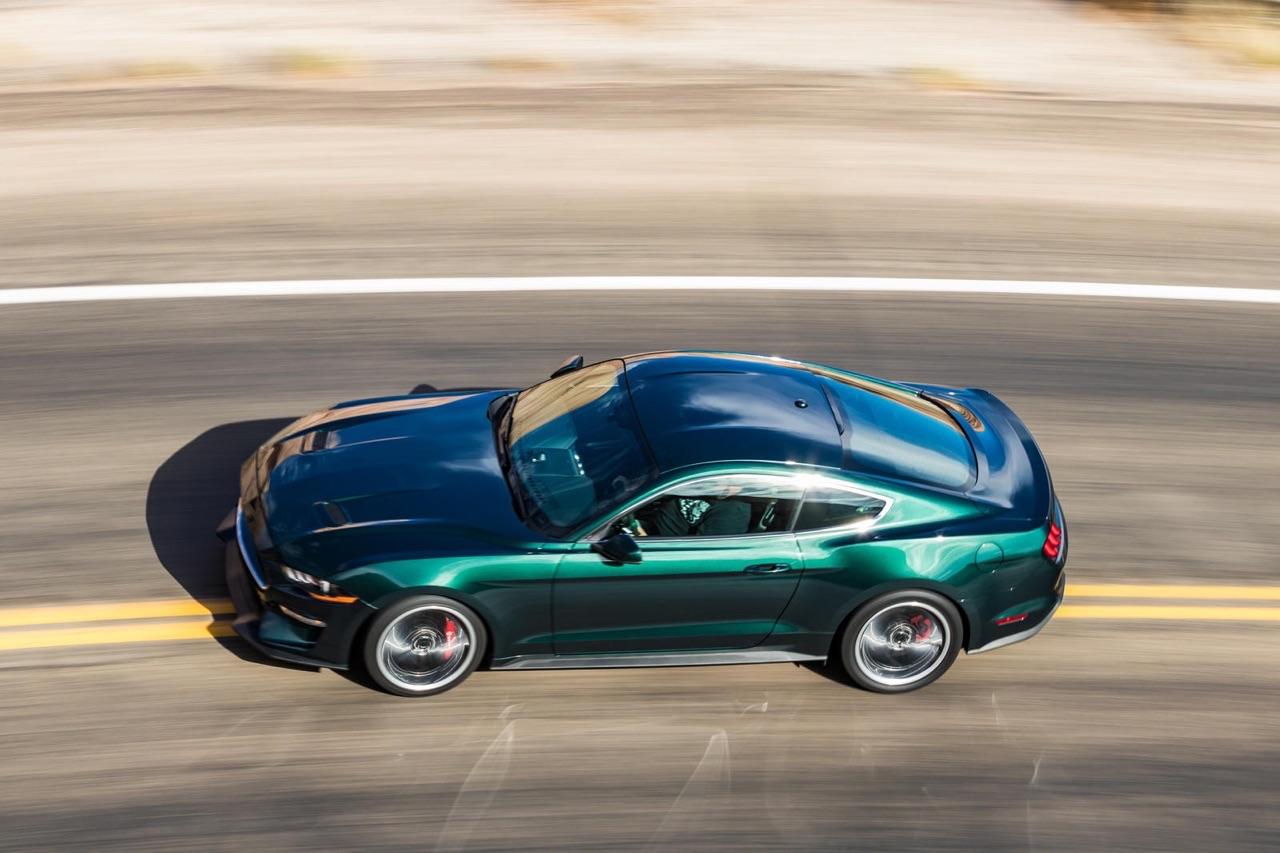 Ford Mustang Bullitt... Steve McQueen Edition - The queen of cool ! 8