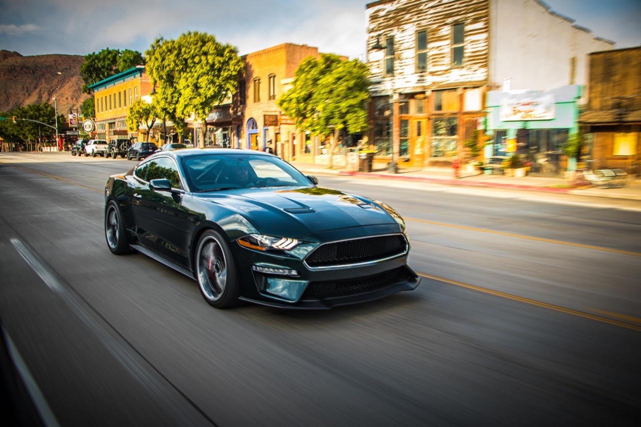Ford Mustang Bullitt... Steve McQueen Edition - The queen of cool ! 7