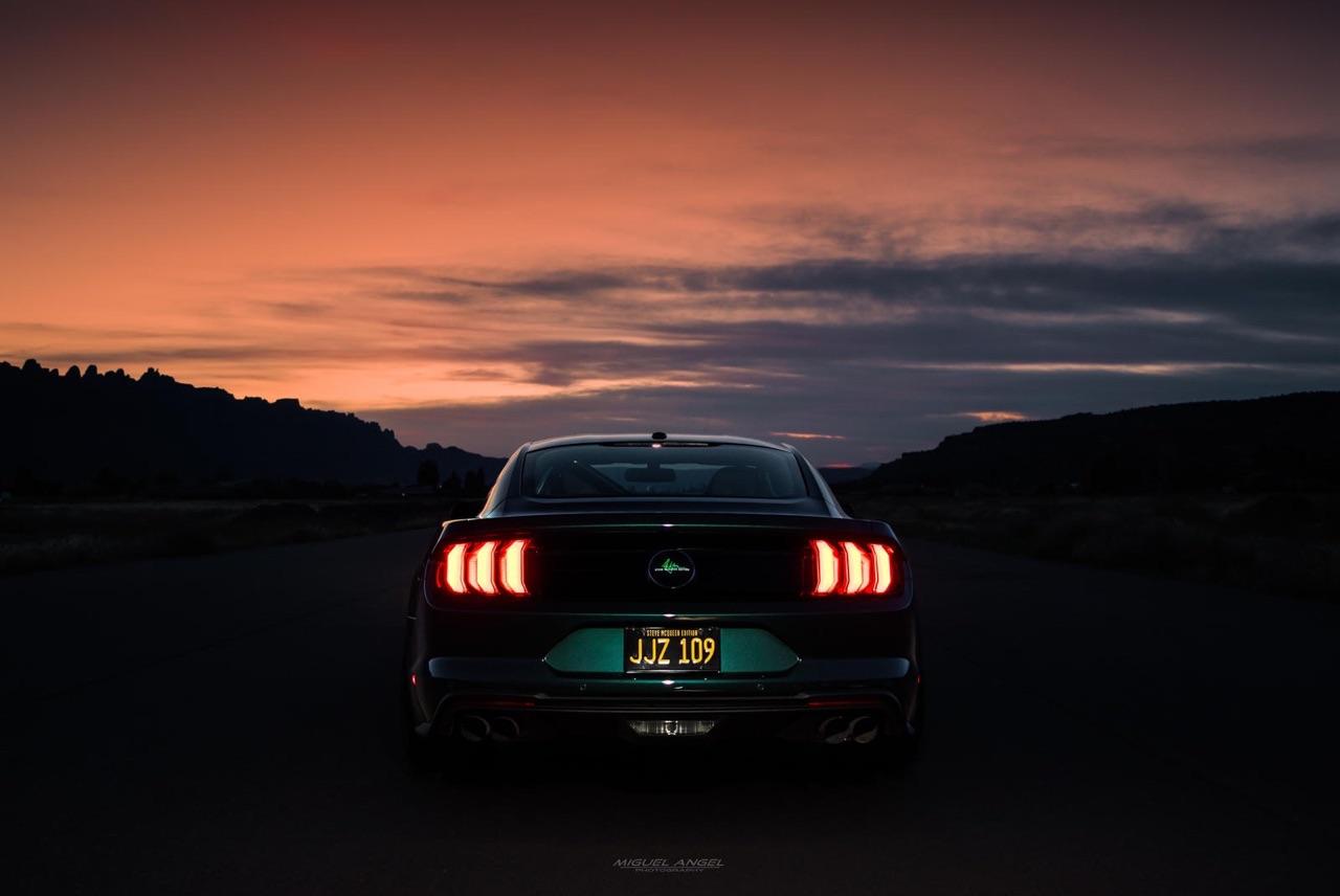 Ford Mustang Bullitt... Steve McQueen Edition - The queen of cool ! 15