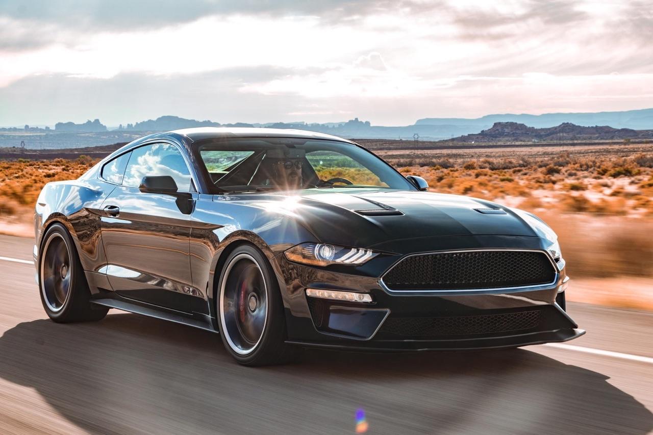 Ford Mustang Bullitt... Steve McQueen Edition - The queen of cool ! 14