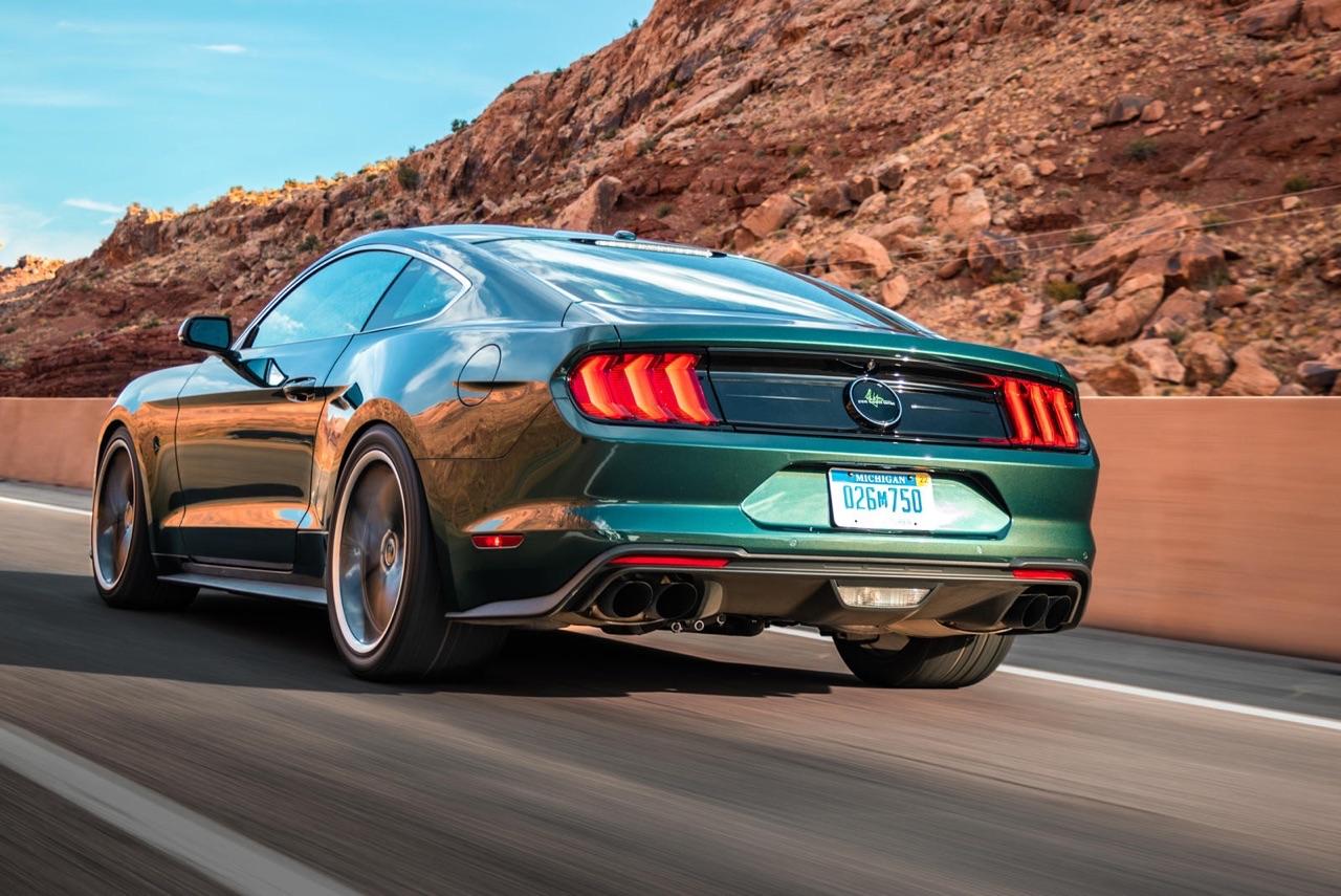 Ford Mustang Bullitt... Steve McQueen Edition - The queen of cool ! 3