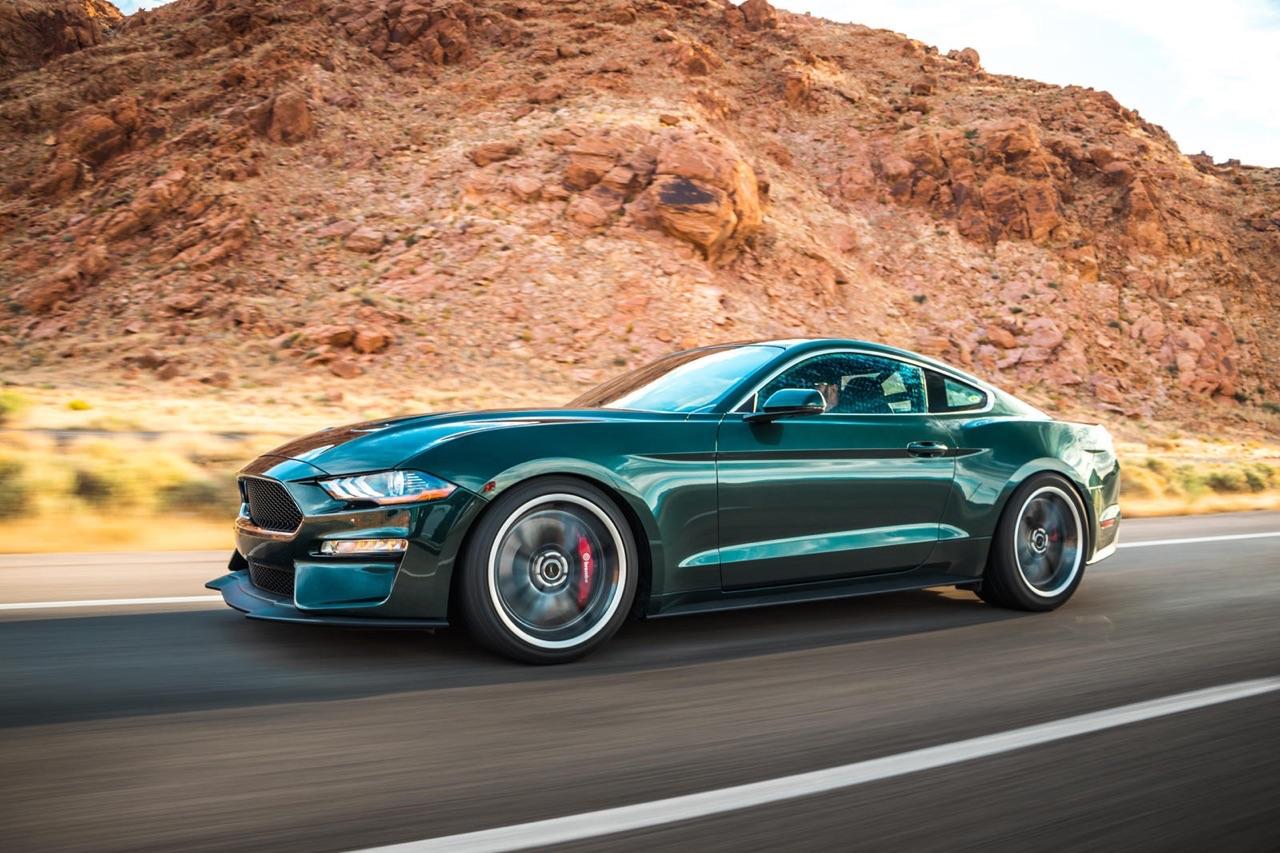 Ford Mustang Bullitt... Steve McQueen Edition - The queen of cool ! 4