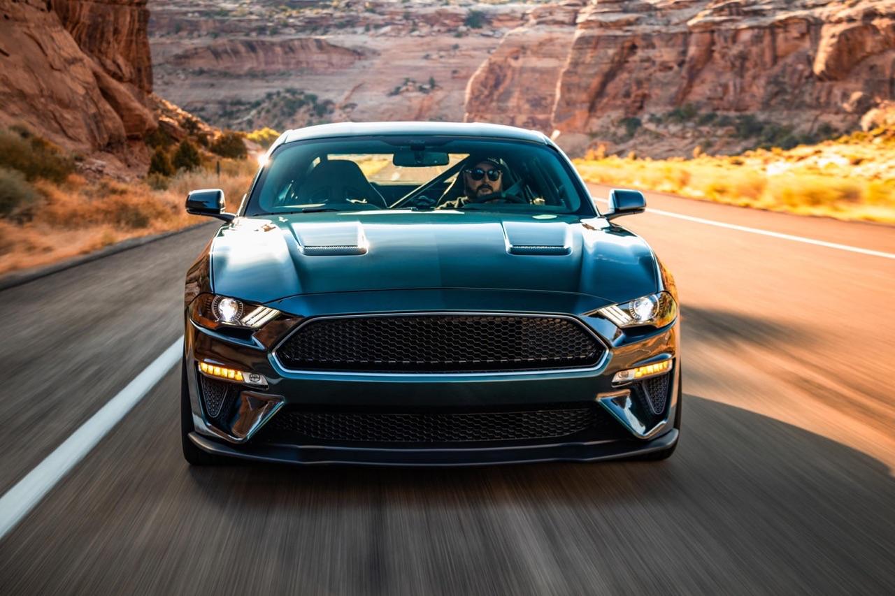 Ford Mustang Bullitt... Steve McQueen Edition - The queen of cool ! 2