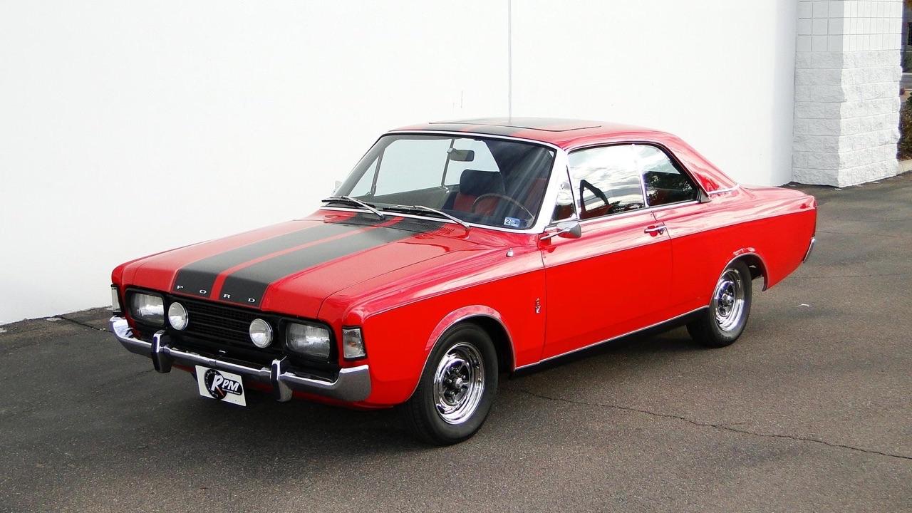 '69 Ford Taunus 20M RS Coupé - Deutsche Qualität ! 1