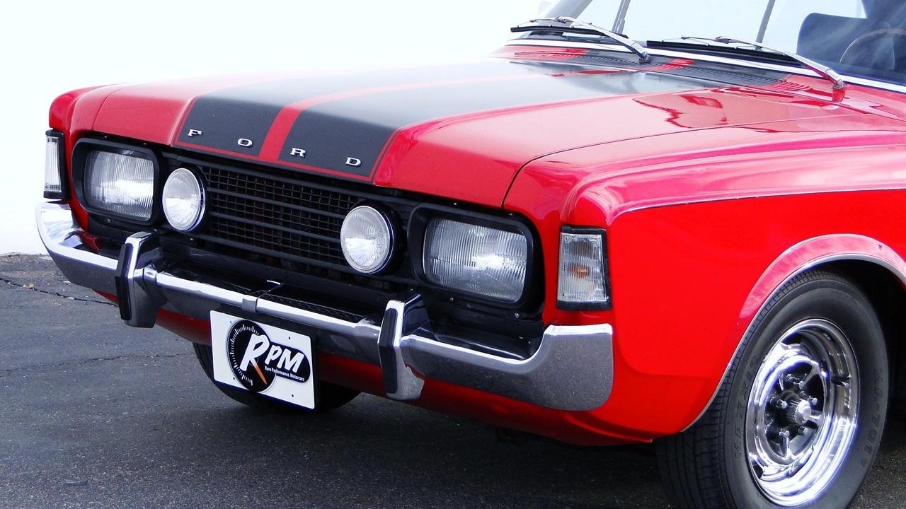 '69 Ford Taunus 20M RS Coupé - Deutsche Qualität ! 3