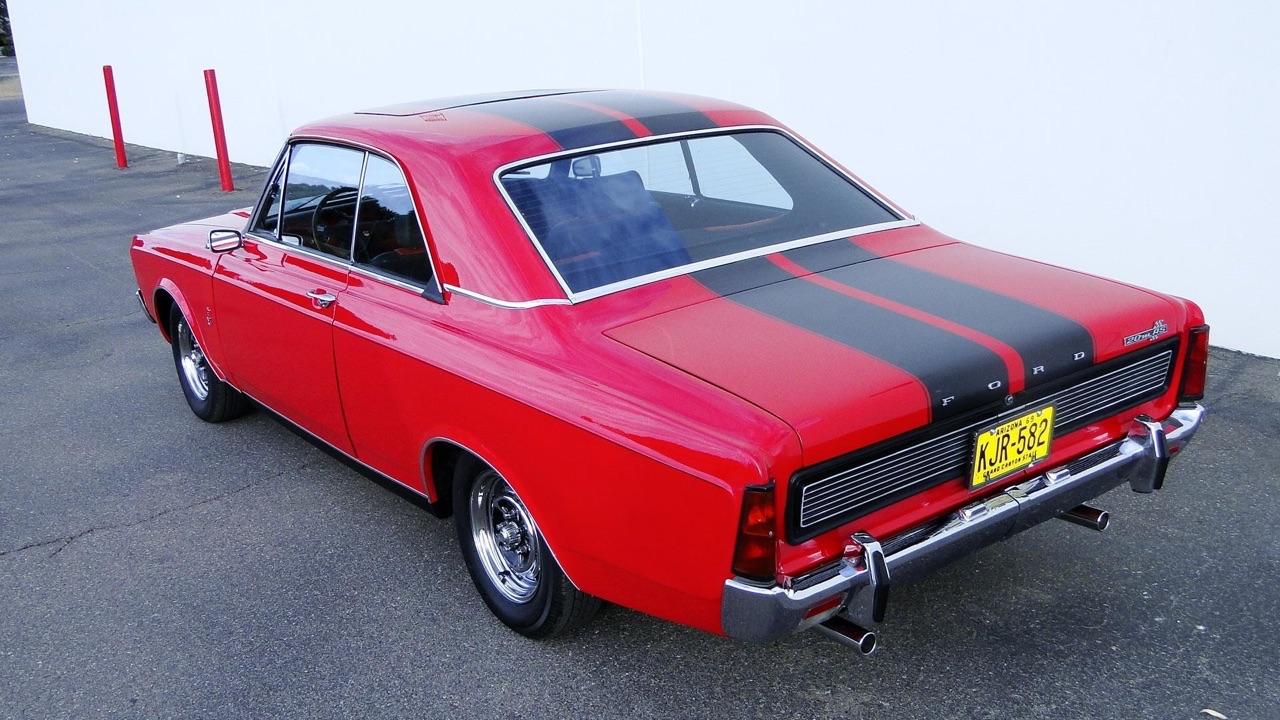 '69 Ford Taunus 20M RS Coupé - Deutsche Qualität ! 5