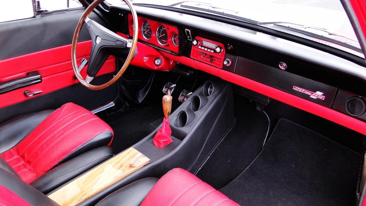 '69 Ford Taunus 20M RS Coupé - Deutsche Qualität ! 11