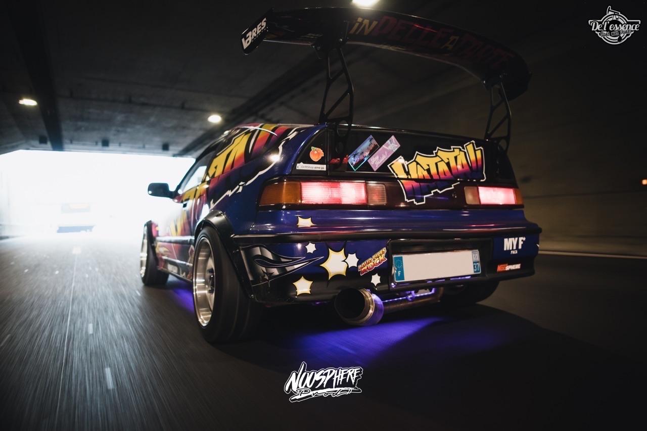 Watata Honda CRX ED9 - No serious ! 3