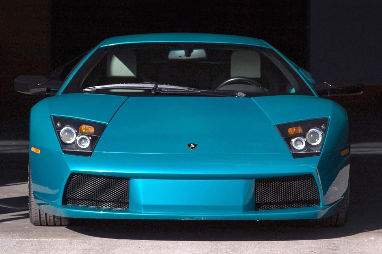 Lamborghini Murcielago 40th Anniversary - Happy birthday ! 7