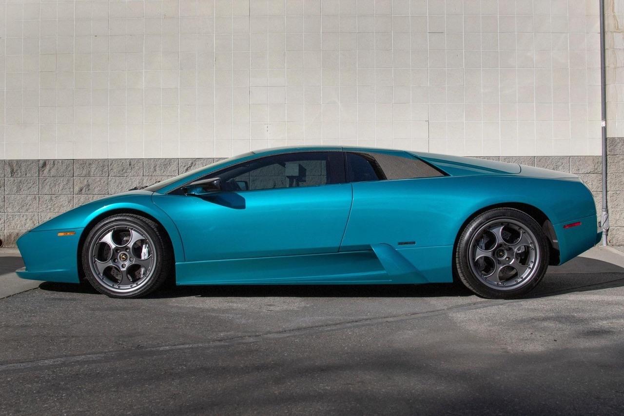 Lamborghini Murcielago 40th Anniversary - Happy birthday ! 13