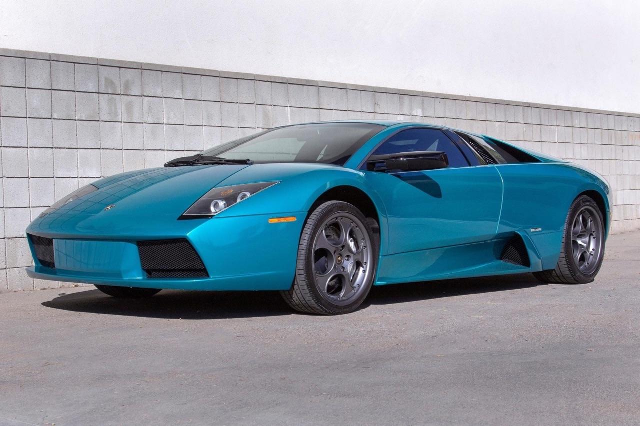 Lamborghini Murcielago 40th Anniversary - Happy birthday ! 11