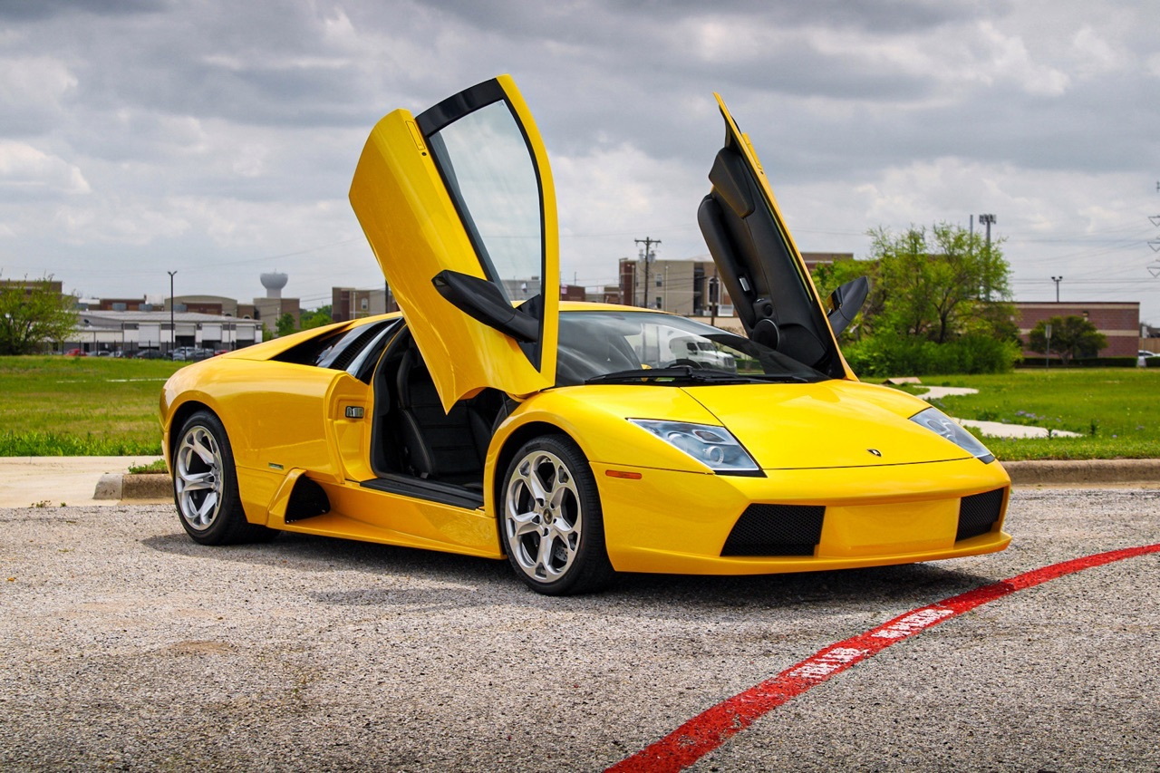 Lamborghini Murcielago 40th Anniversary - Happy birthday ! 5