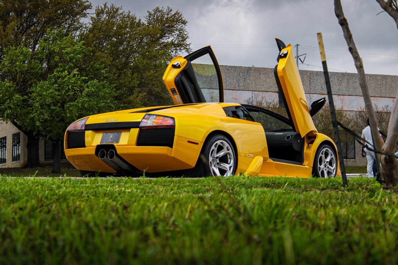 Lamborghini Murcielago 40th Anniversary - Happy birthday ! 6