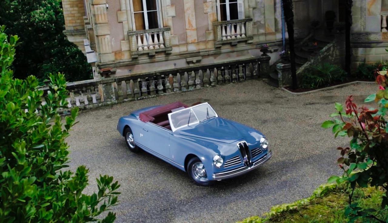 '46 Lancia Aprilia Pininfarina Convertible : Solo uno ! 11