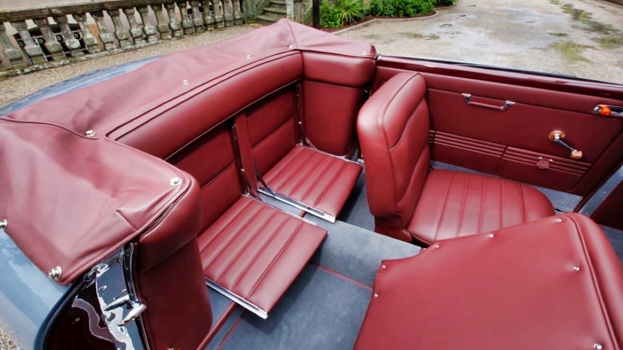 '46 Lancia Aprilia Pininfarina Convertible : Solo uno ! 10