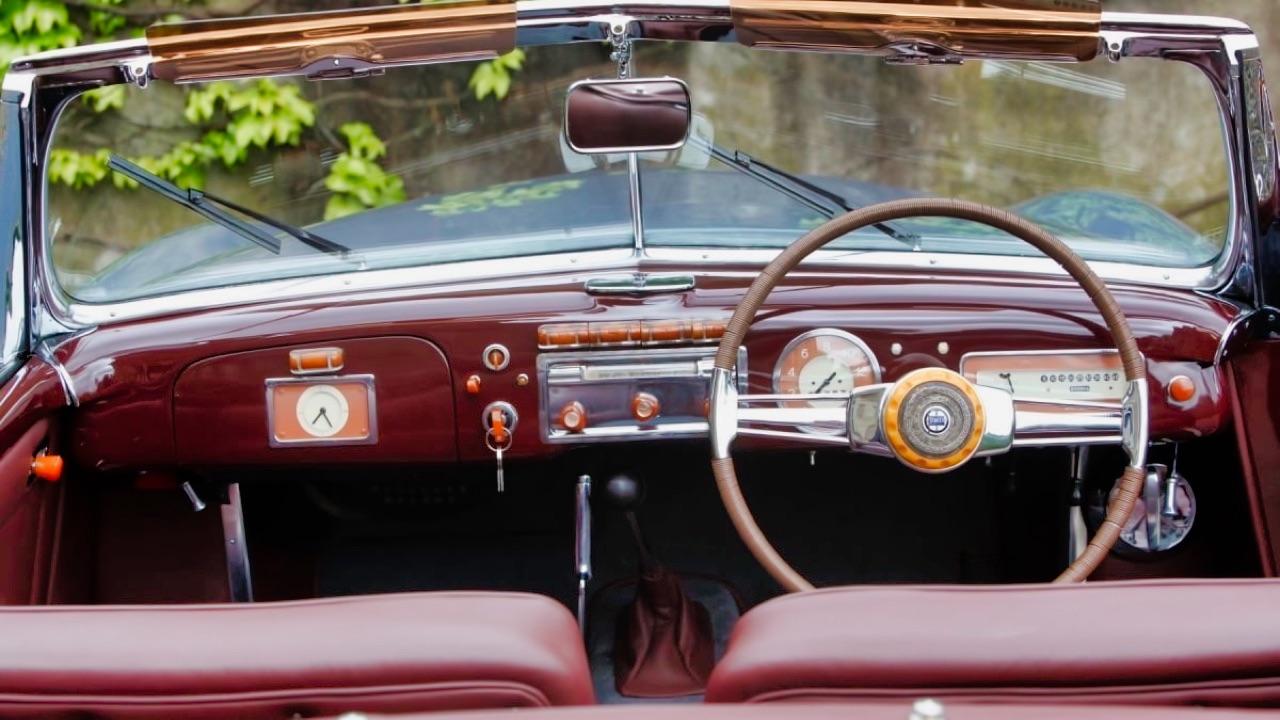 '46 Lancia Aprilia Pininfarina Convertible : Solo uno ! 7