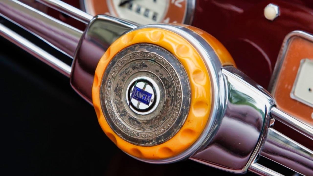 '46 Lancia Aprilia Pininfarina Convertible : Solo uno ! 8