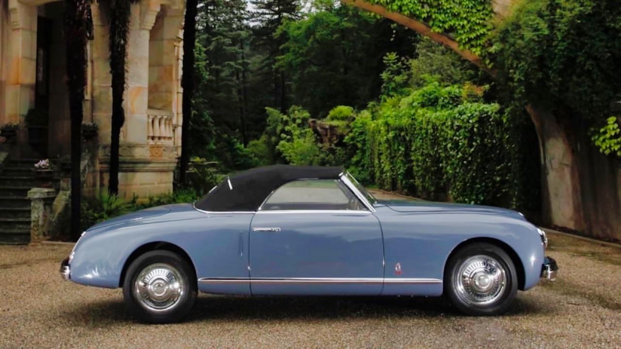 '46 Lancia Aprilia Pininfarina Convertible : Solo uno ! 2