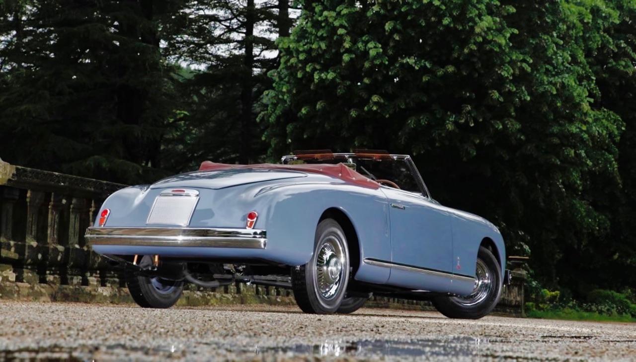 '46 Lancia Aprilia Pininfarina Convertible : Solo uno ! 5