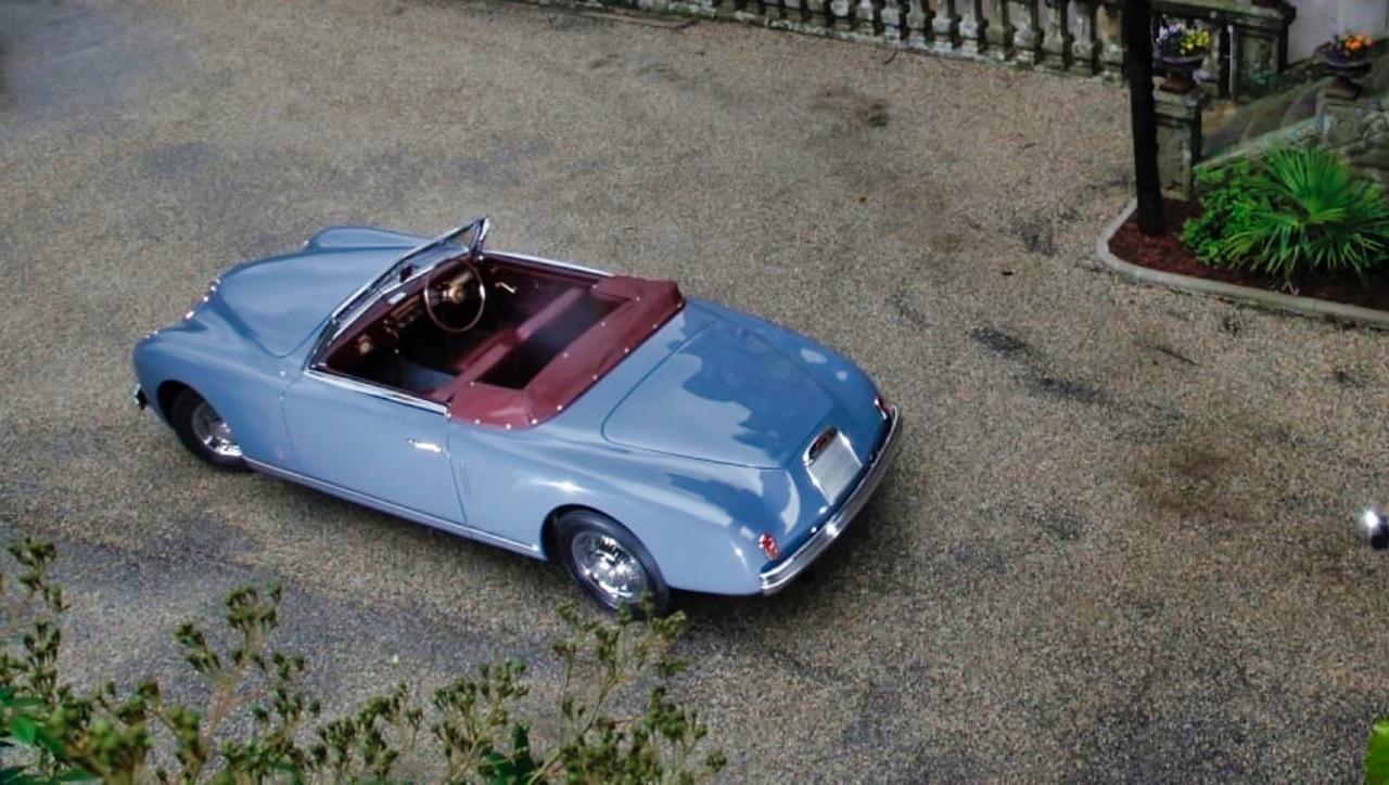 '46 Lancia Aprilia Pininfarina Convertible : Solo uno ! 1