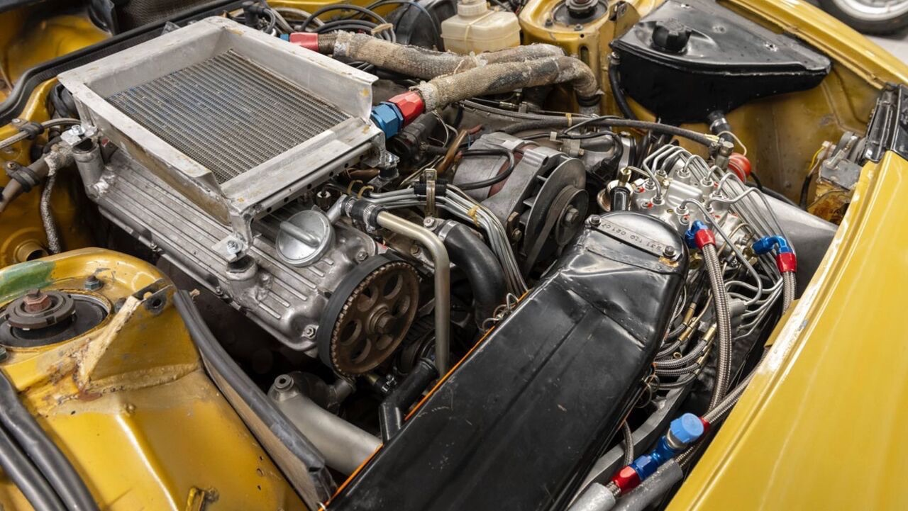'81 Porsche 924 Carrera GTS Rallye... L'arme de Walter ! 4