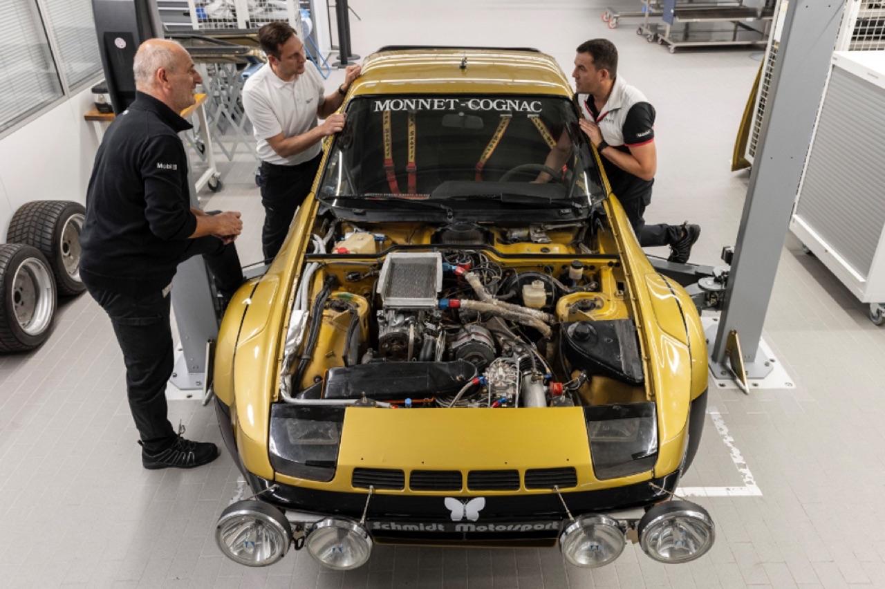 '81 Porsche 924 Carrera GTS Rallye... L'arme de Walter ! 7