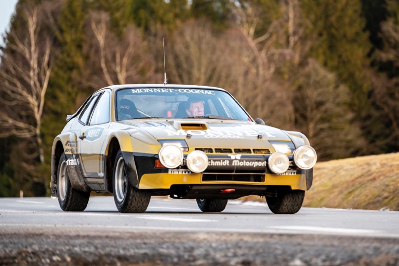 '81 Porsche 924 Carrera GTS Rallye... L'arme de Walter ! 6