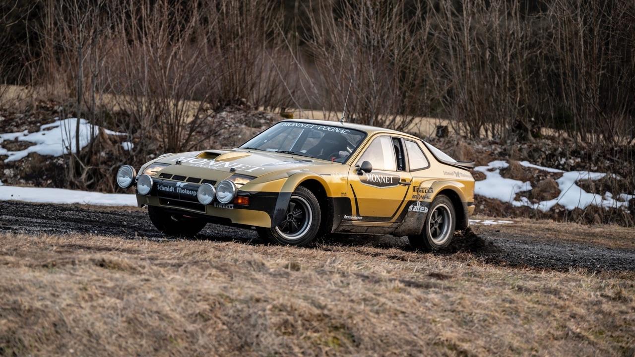 '81 Porsche 924 Carrera GTS Rallye... L'arme de Walter ! 5