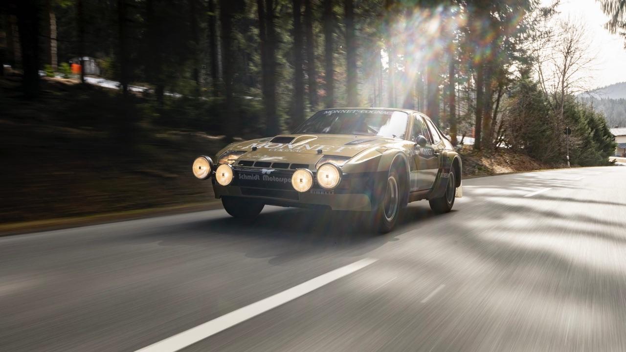 '81 Porsche 924 Carrera GTS Rallye... L'arme de Walter ! 8