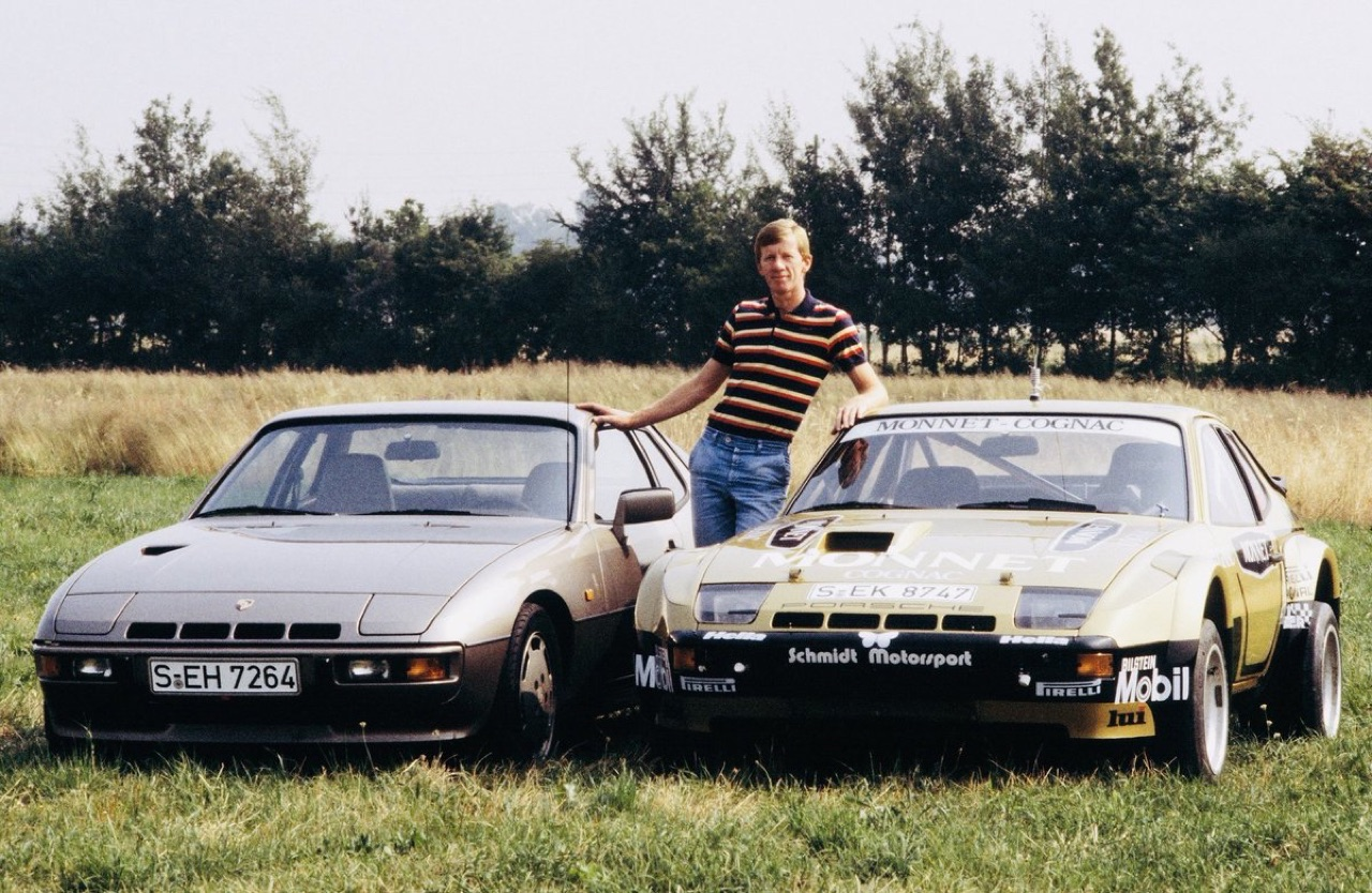 '81 Porsche 924 Carrera GTS Rallye... L'arme de Walter ! 2