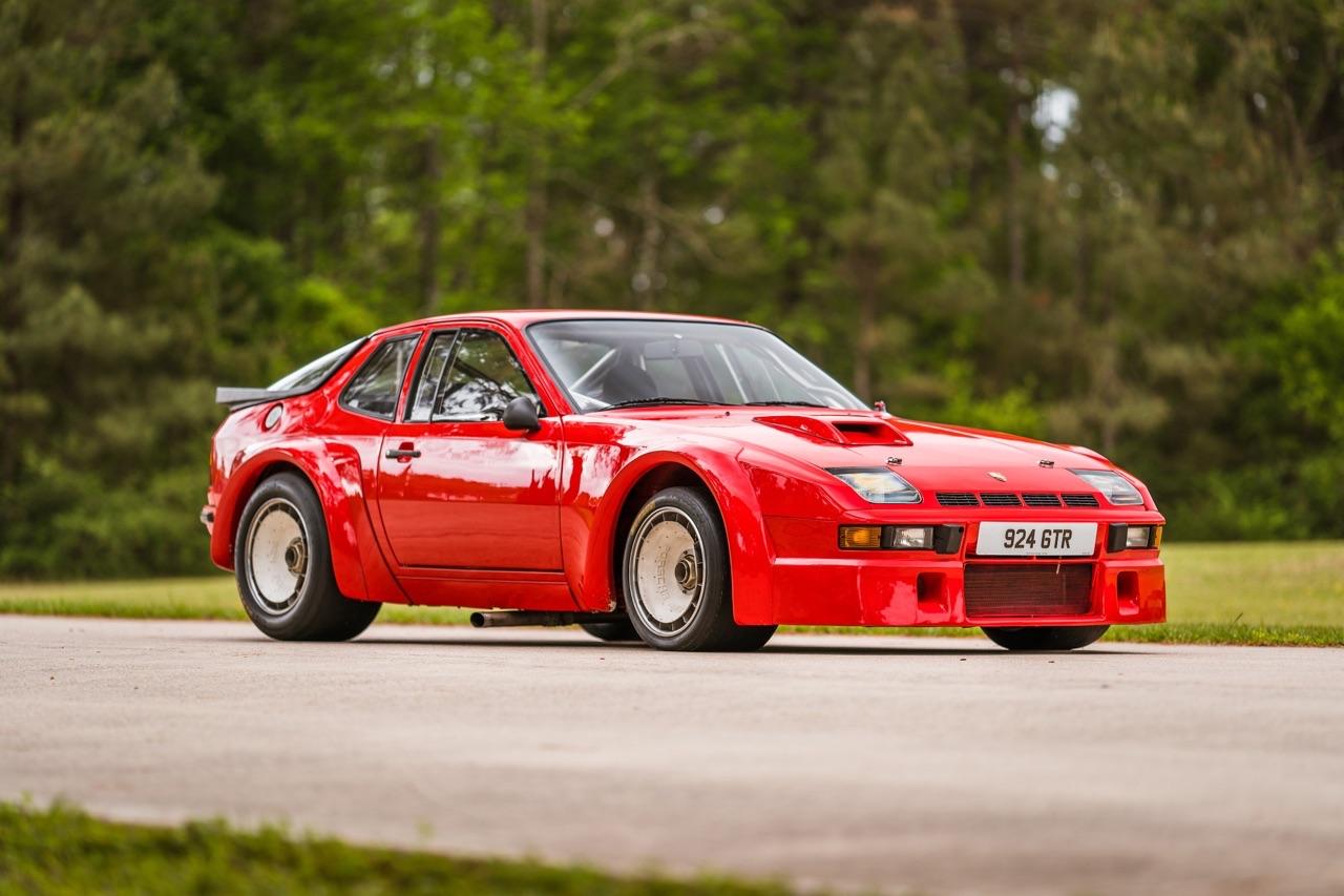 Porsche 924 Carrera GTR - Chargée à bloc ! 9