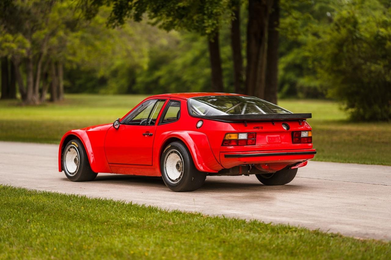 Porsche 924 Carrera GTR - Chargée à bloc ! 8