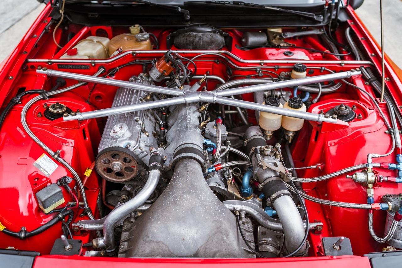 Porsche 924 Carrera GTR - Chargée à bloc ! 5