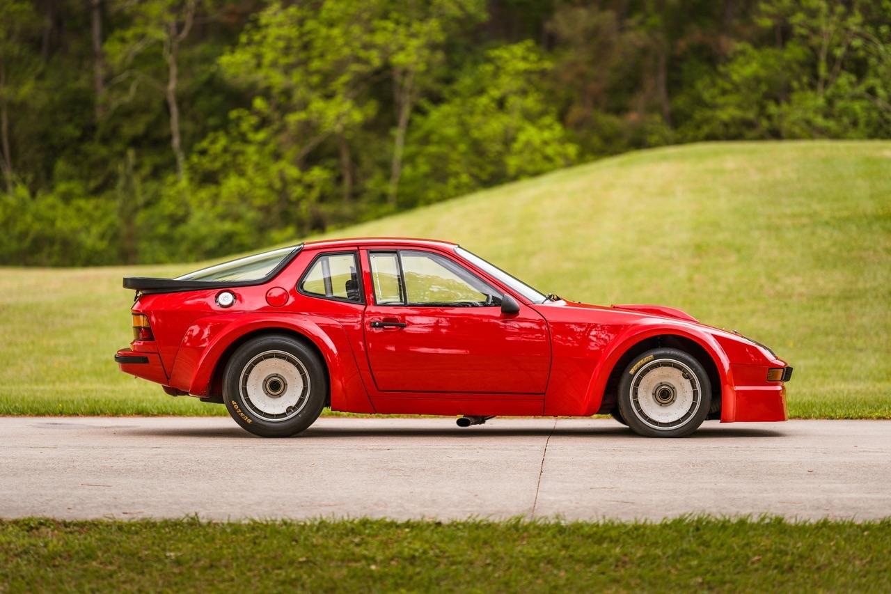 Porsche 924 Carrera GTR - Chargée à bloc ! 4