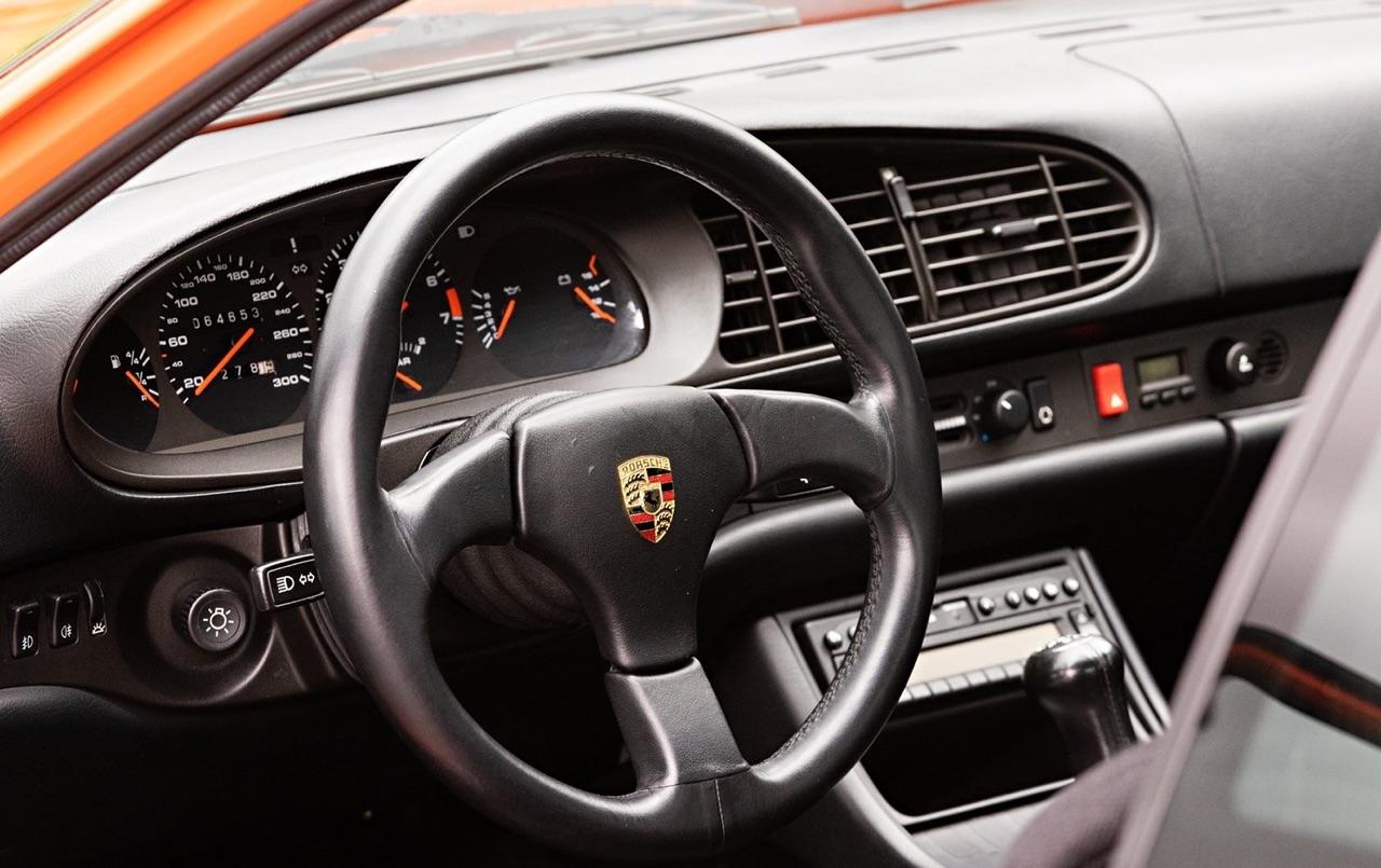 Porsche 968 Turbo S... Menu Best of ! 9