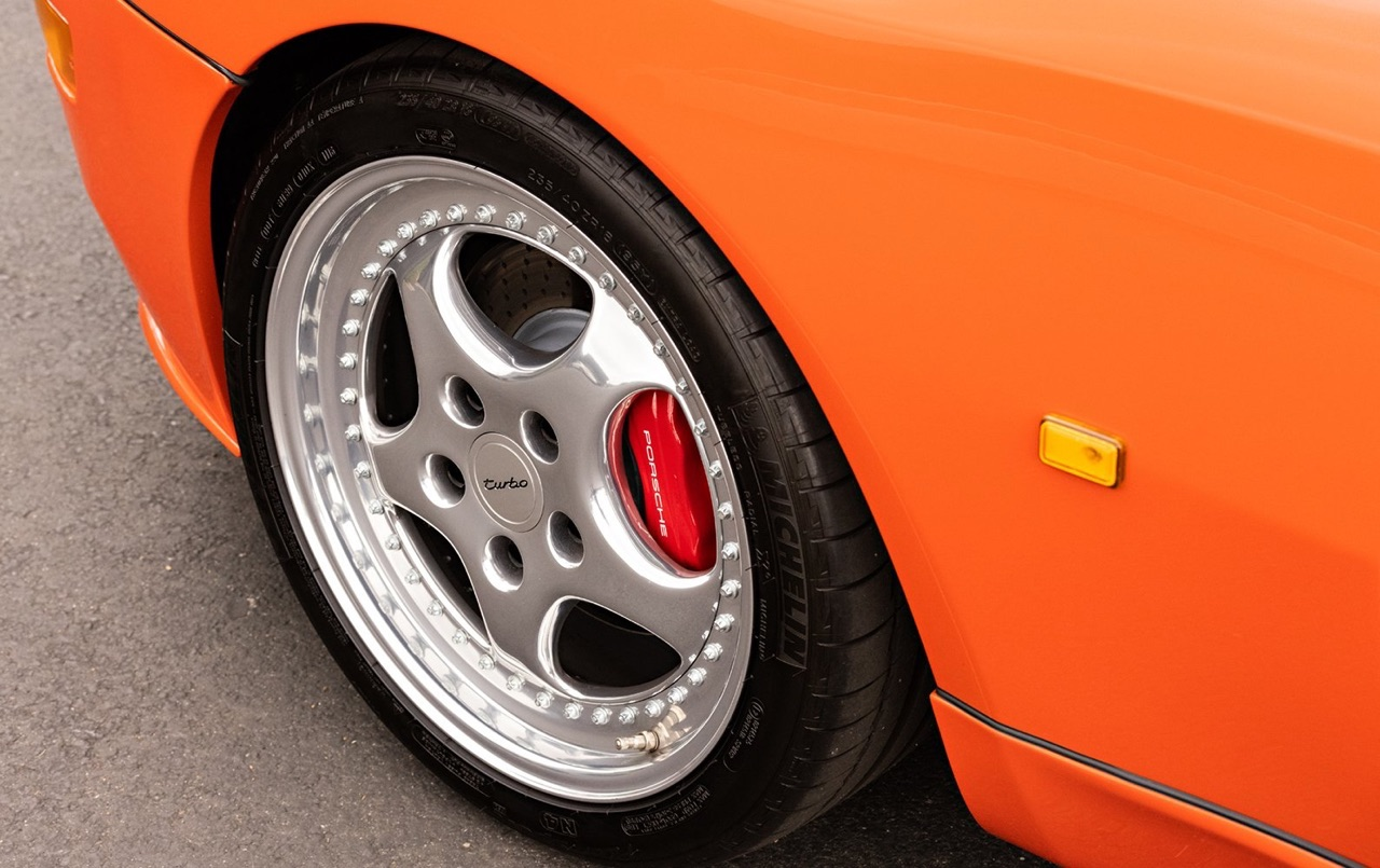 Porsche 968 Turbo S... Menu Best of ! 10